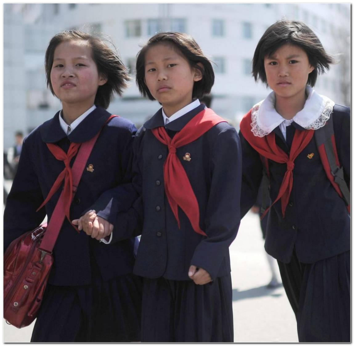 Frisuren Die In Nordkorea Erlaubt Sind