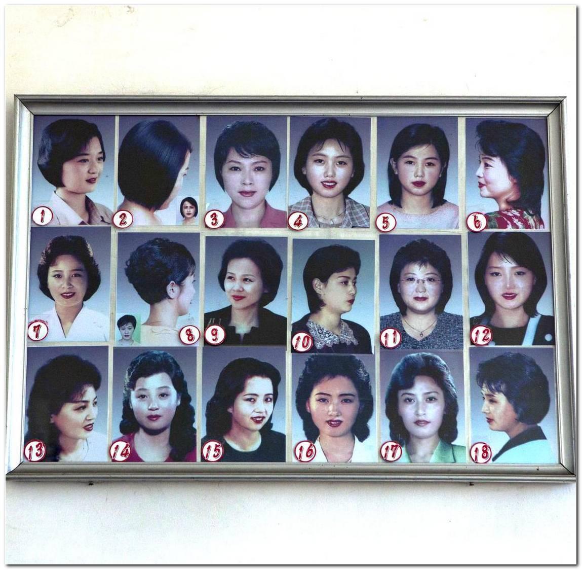 Frisuren FüR Frauen In Nordkorea