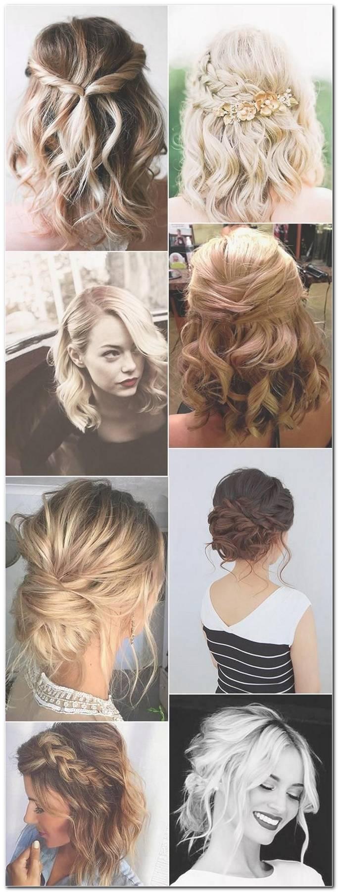 Frisuren FüR HochzeitsgäSte Schulterlanges Haar