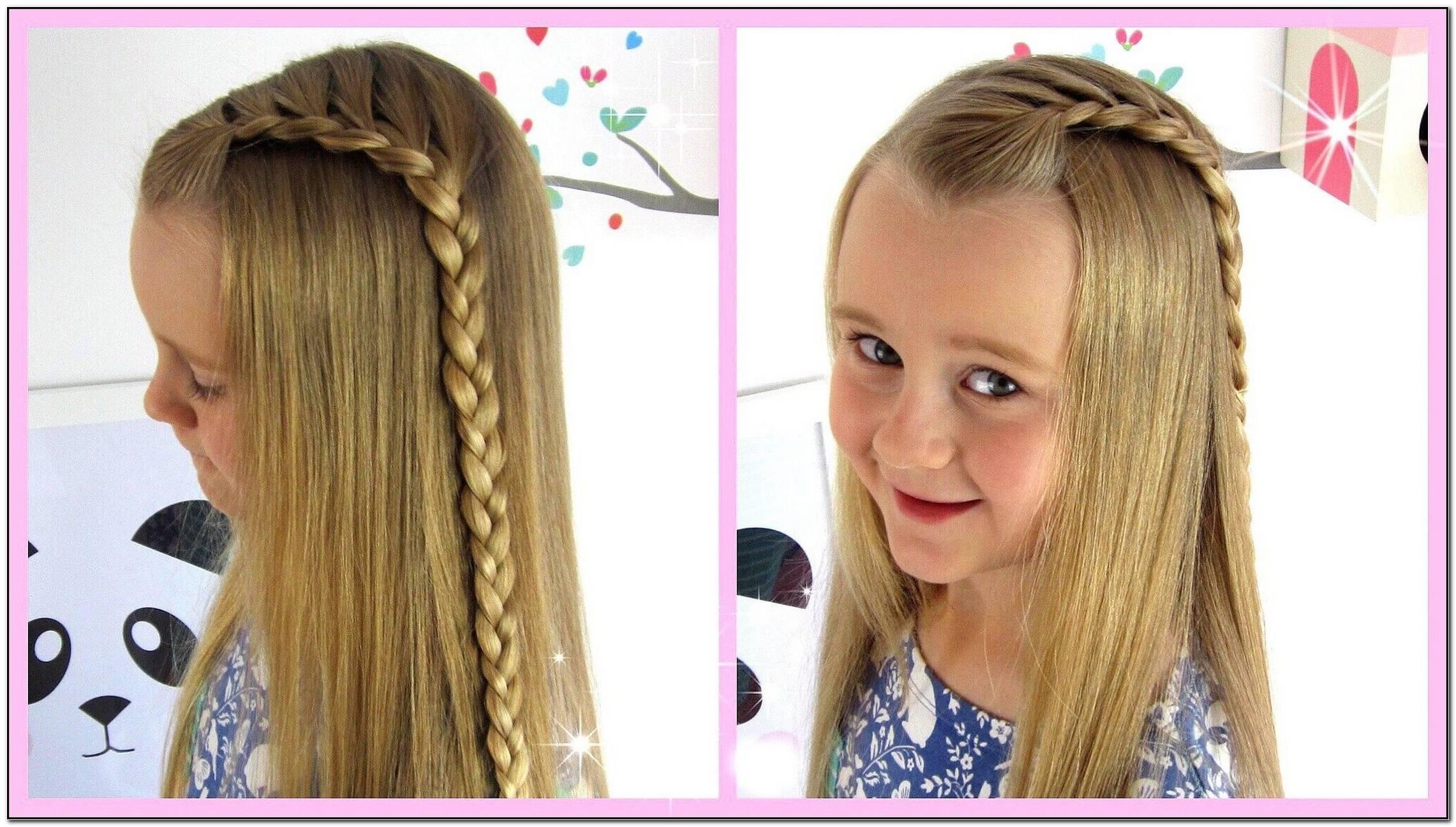 Frisuren FüR Kinder Lange Haare