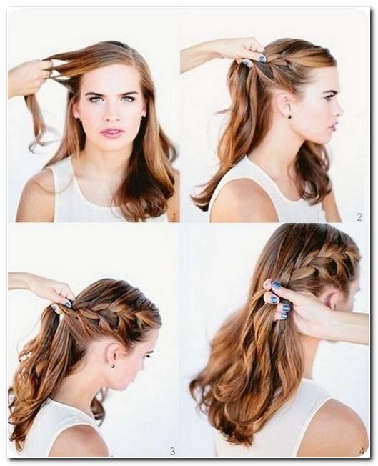 Frisuren FüR Lange Haare Leicht Gemacht