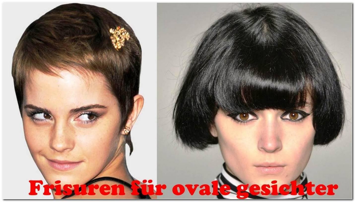 Frisuren FüR Ovale Gesichter Frau
