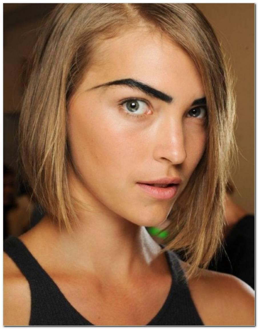 Frisuren FüR Ovale Gesichter Und Feines Haar