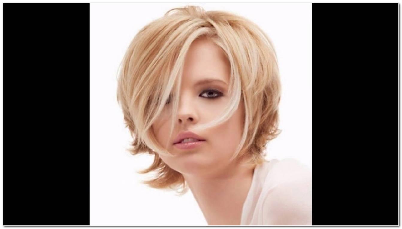 Frisuren F%C3%BCR Runde Gesichter Und Feines Haar