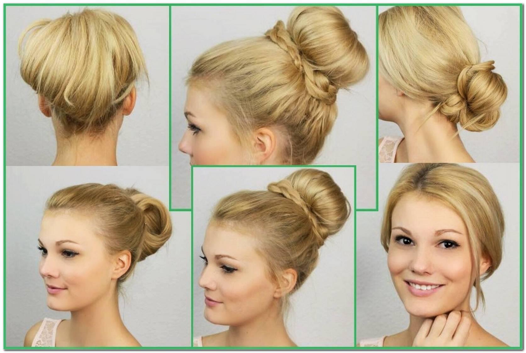 Frisuren FüR Schulterlange Haare Zum Selber Machen