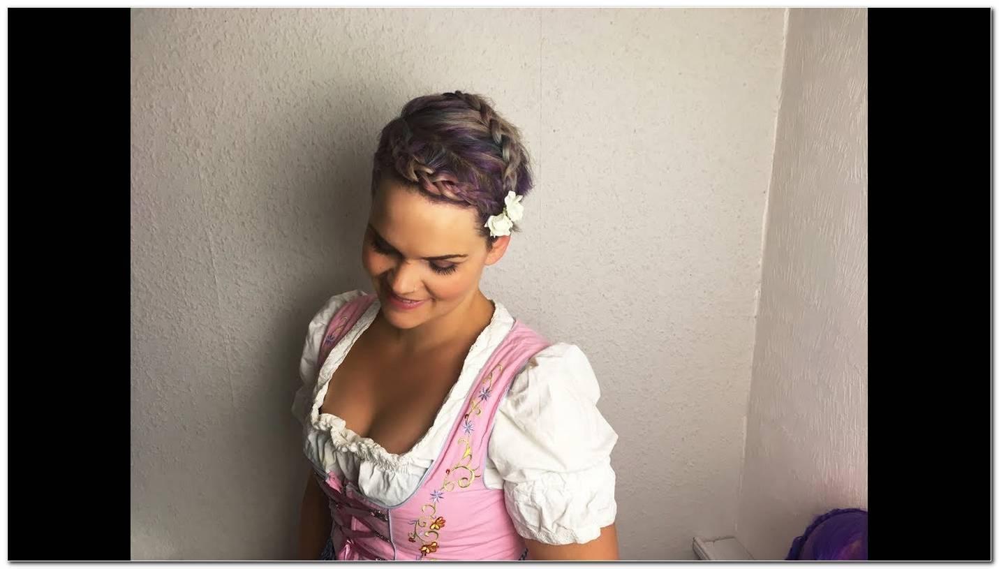 Frisuren FüRs Oktoberfest Kurze Haare