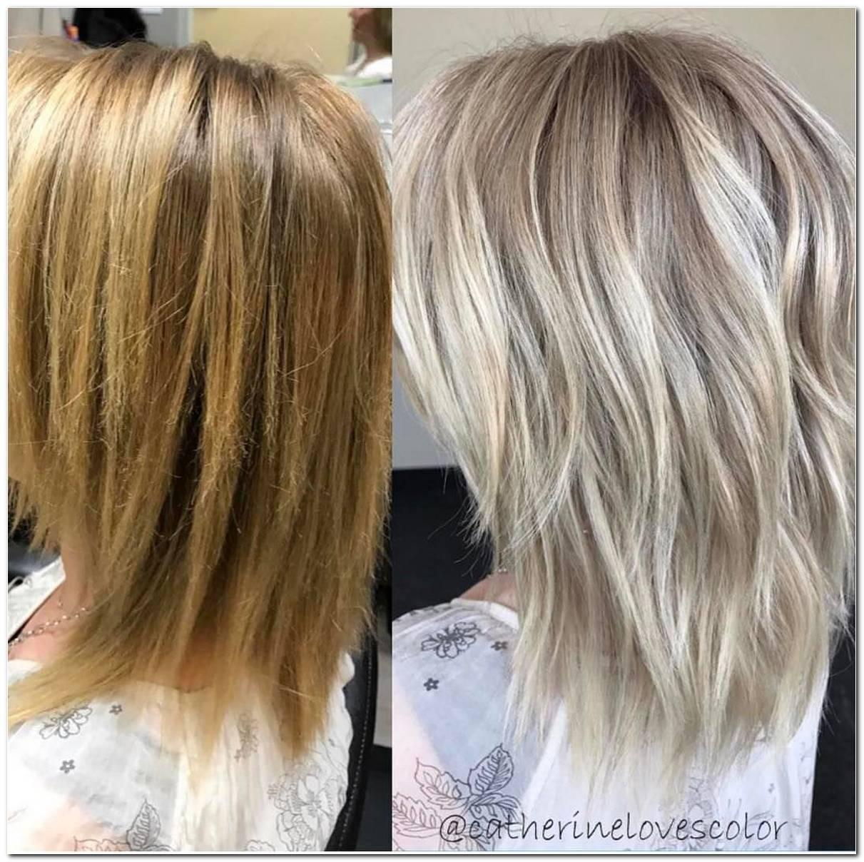 Frisuren Farbe Blond