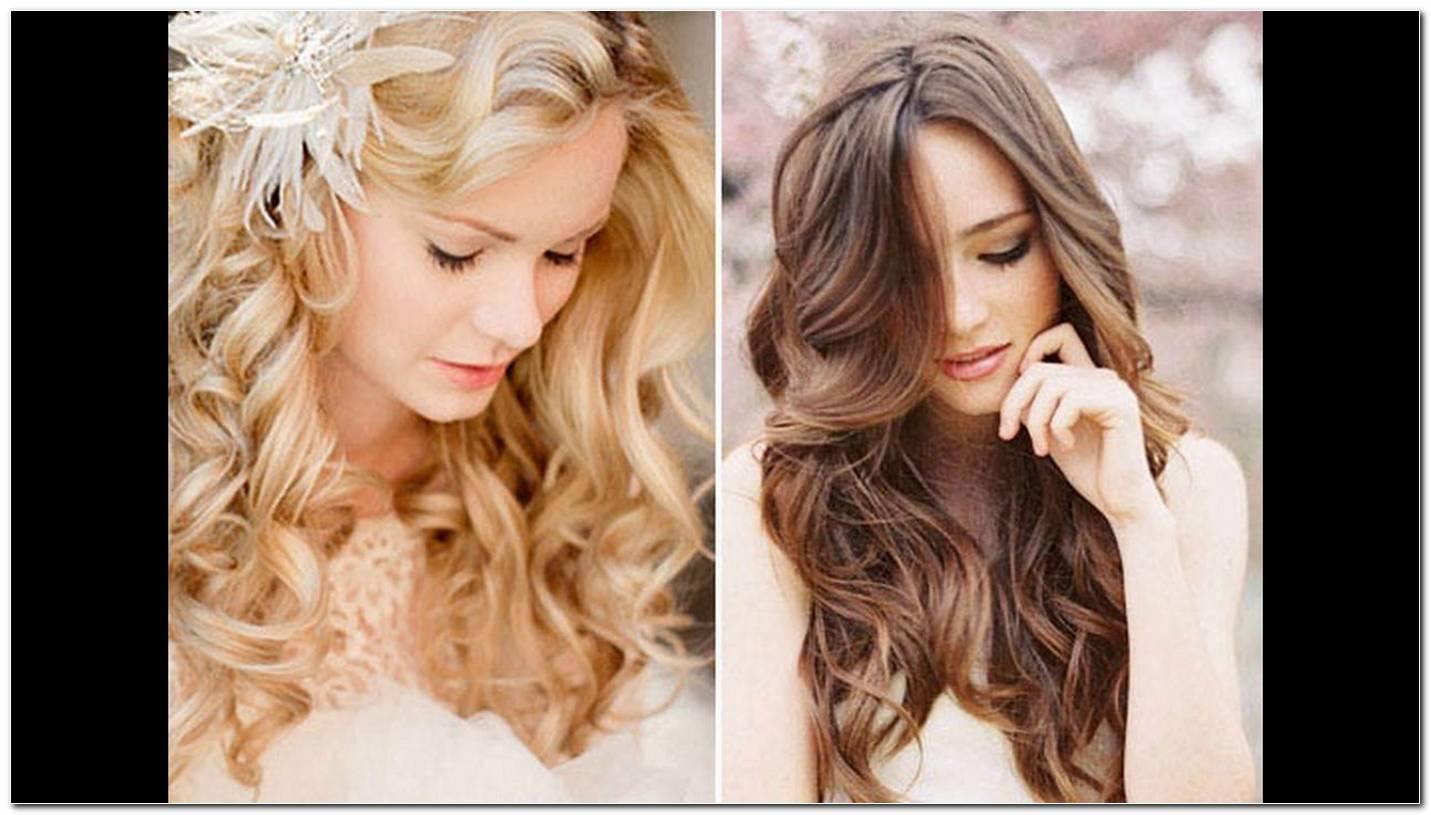 Frisuren Feines Haar Hochzeit
