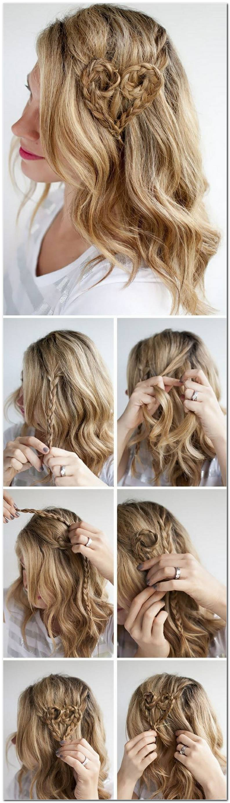Frisuren Flechten Selber Machen