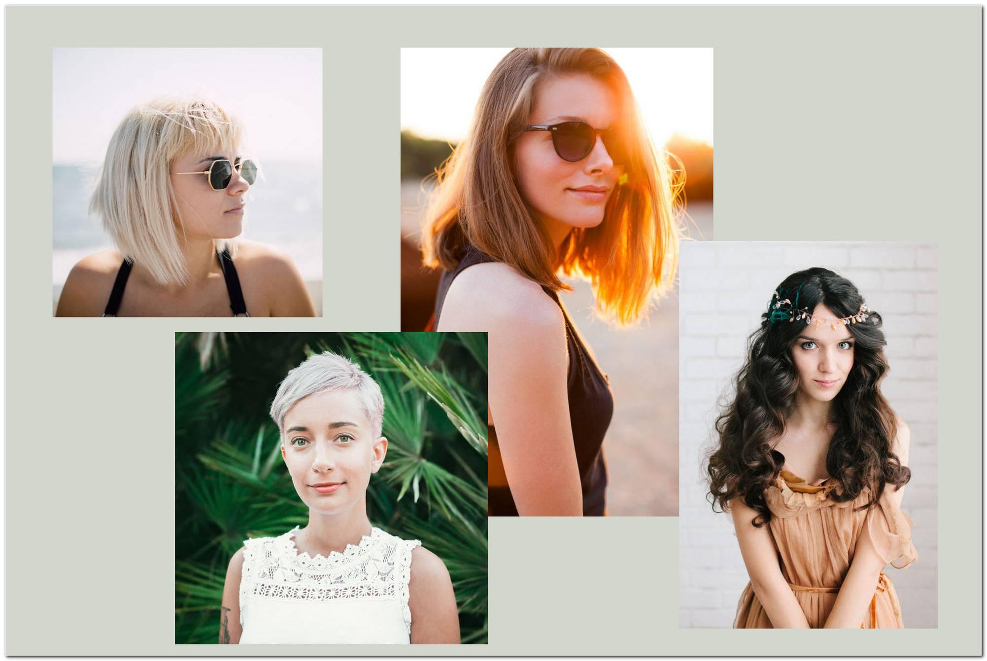 Frisuren Foto Test