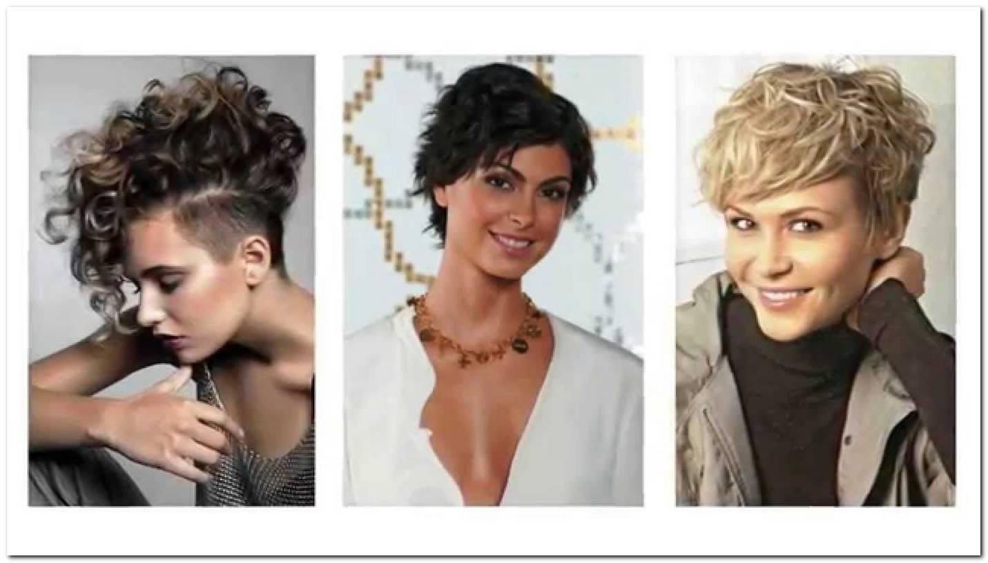 Frisuren Frauen Dauerwelle
