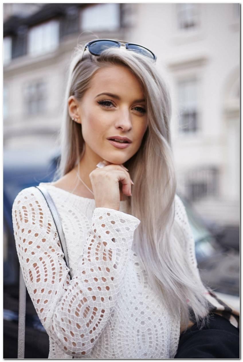 Frisuren Graue Haare 2017