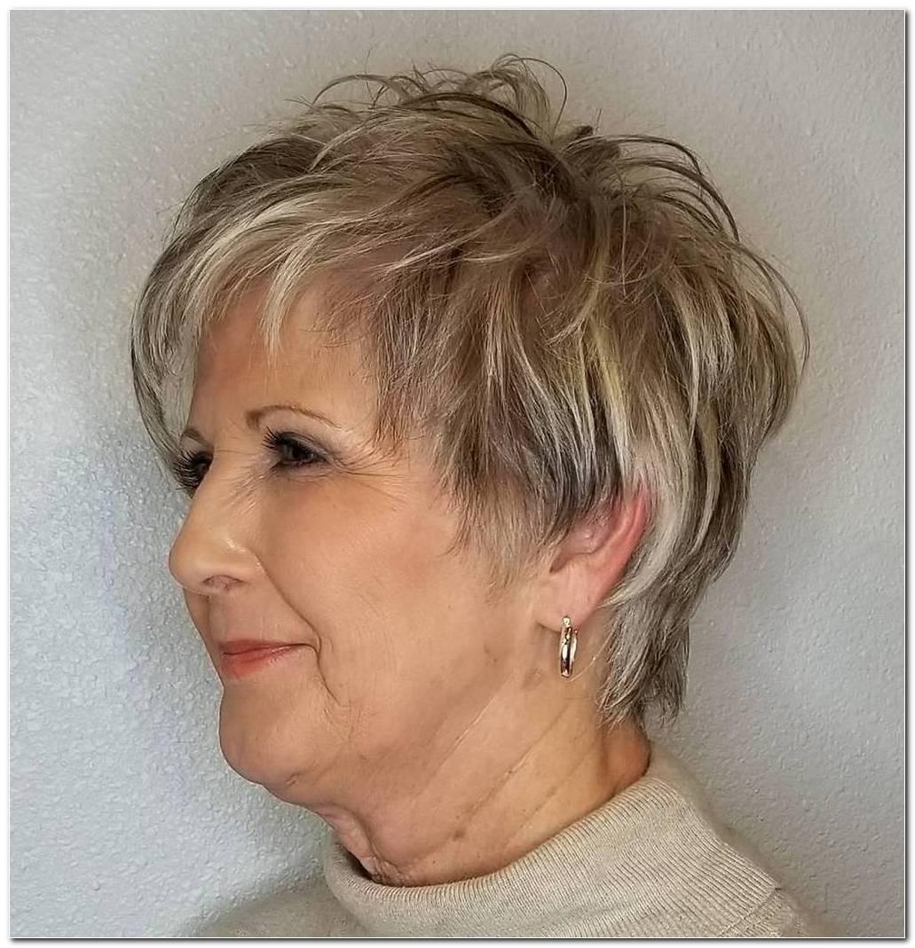 Frisuren Halblang Feines Haar Ab 50
