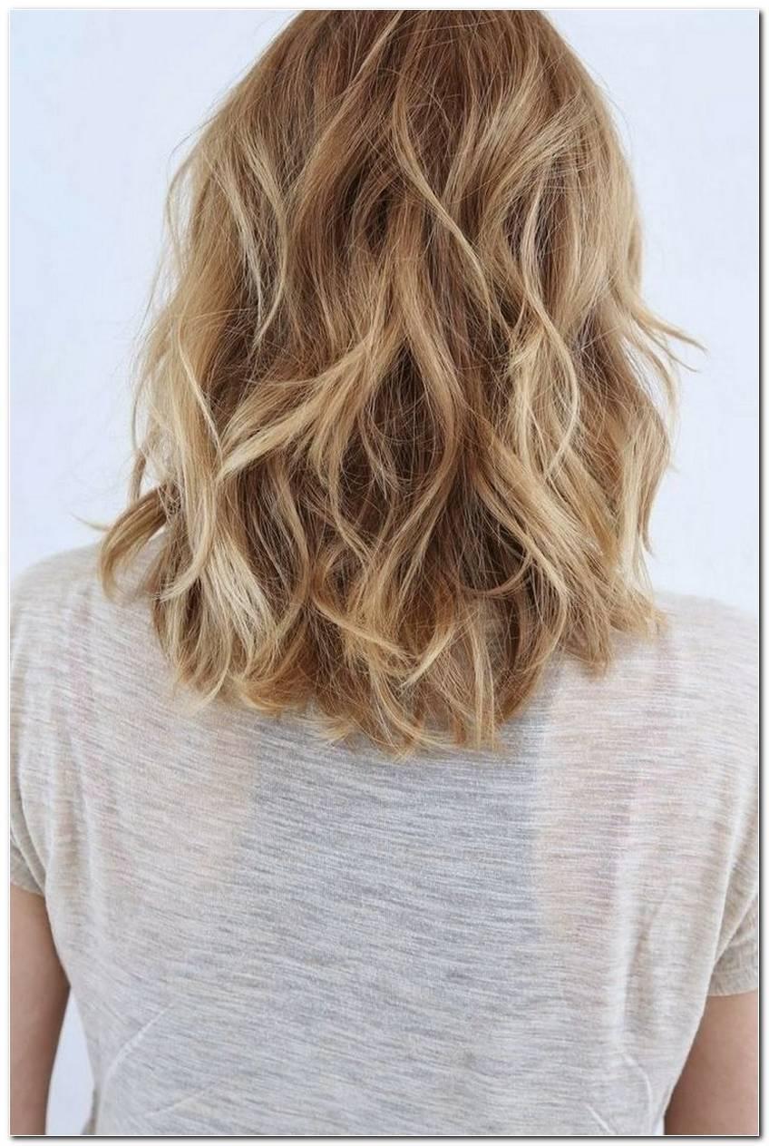 Frisuren Halblang Stufig