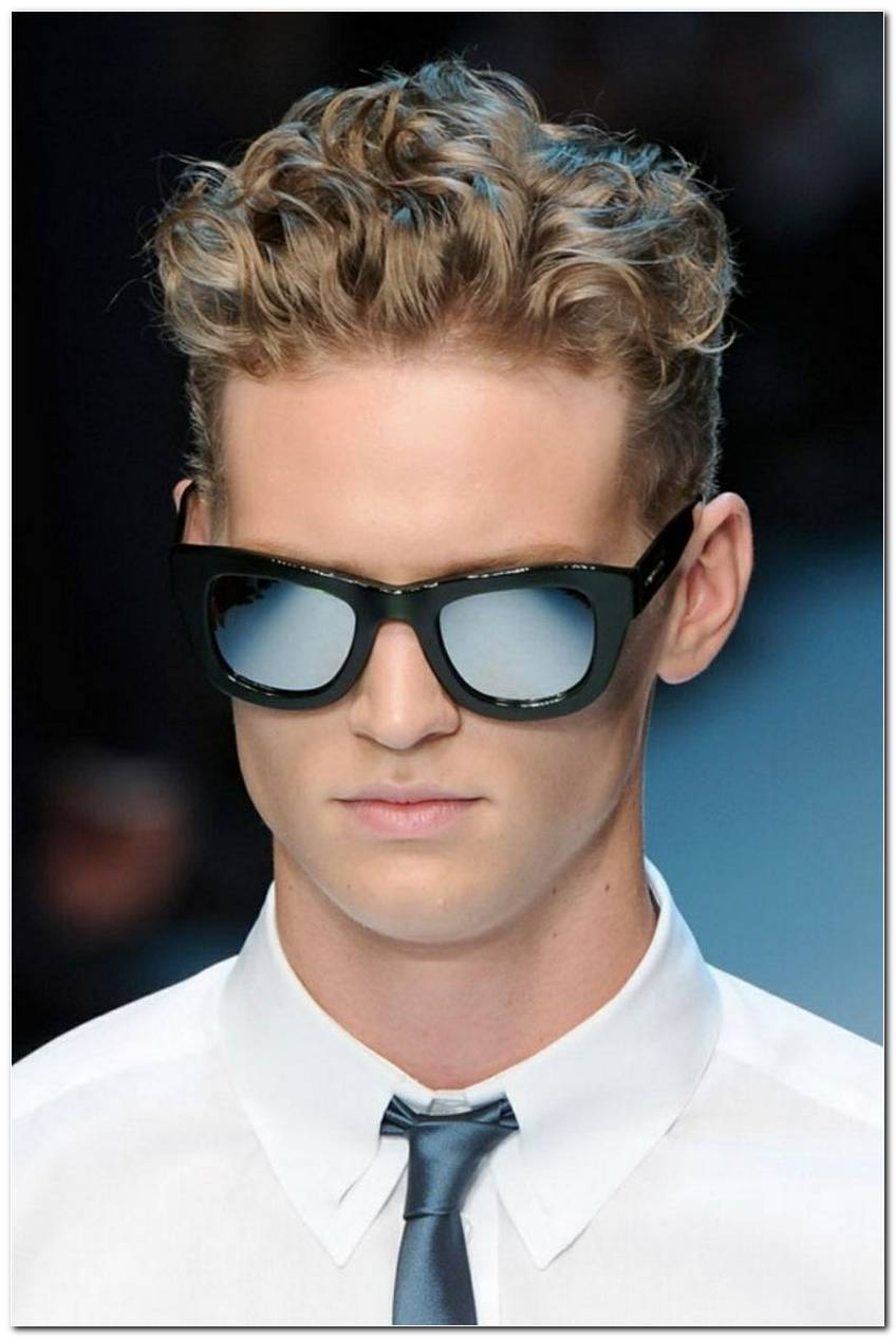 Frisuren Herren Blond