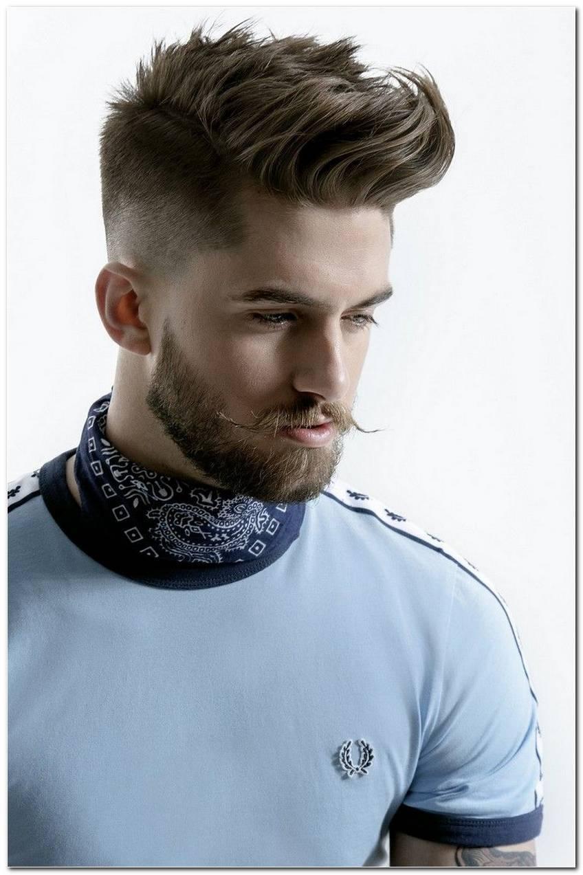 Frisuren Herren Mit Bart