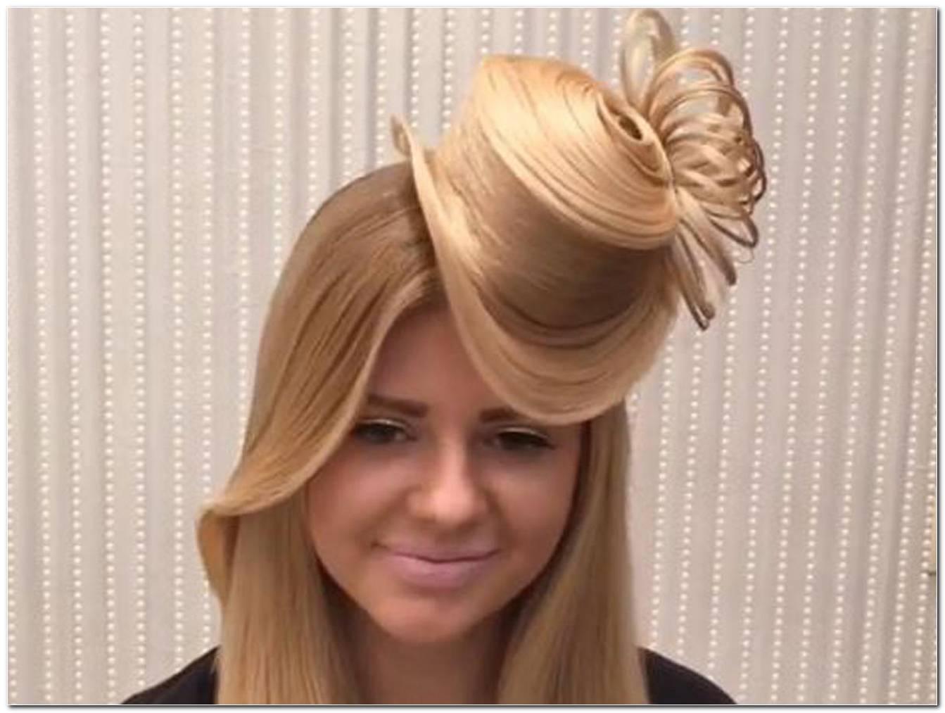 Frisuren Hochstecken Lange Haare