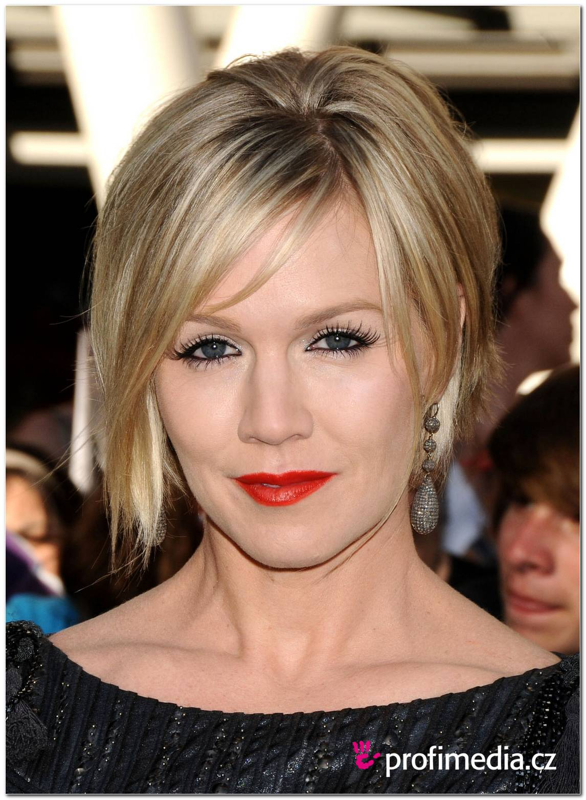 Frisuren Jennie Garth