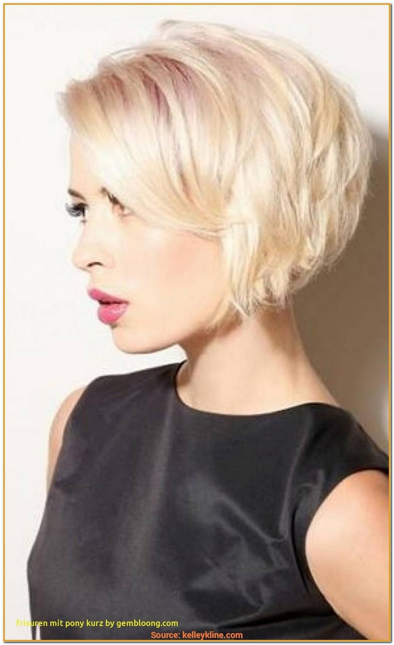 Frisuren Kurz Blond 2014