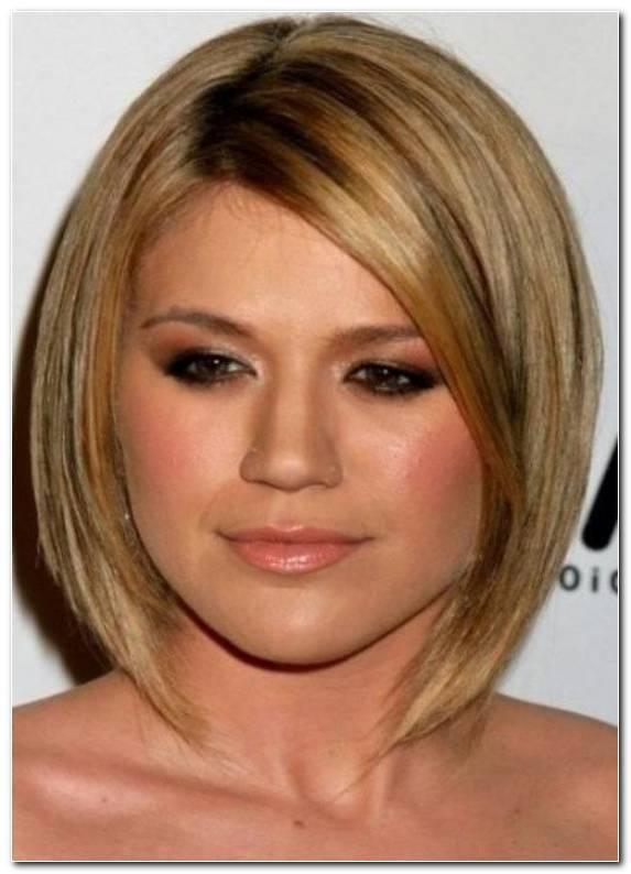Frisuren Kurz Rundes Gesicht
