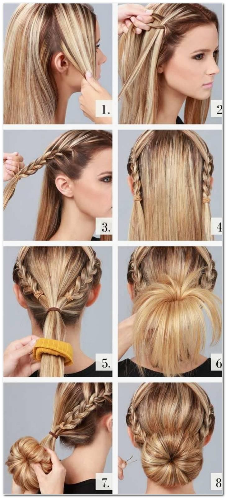 Frisuren Kurze Haare Selber Machen