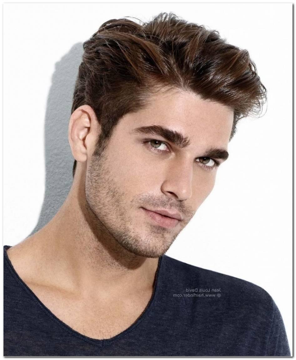 Frisuren LäNgliches Gesicht Mann