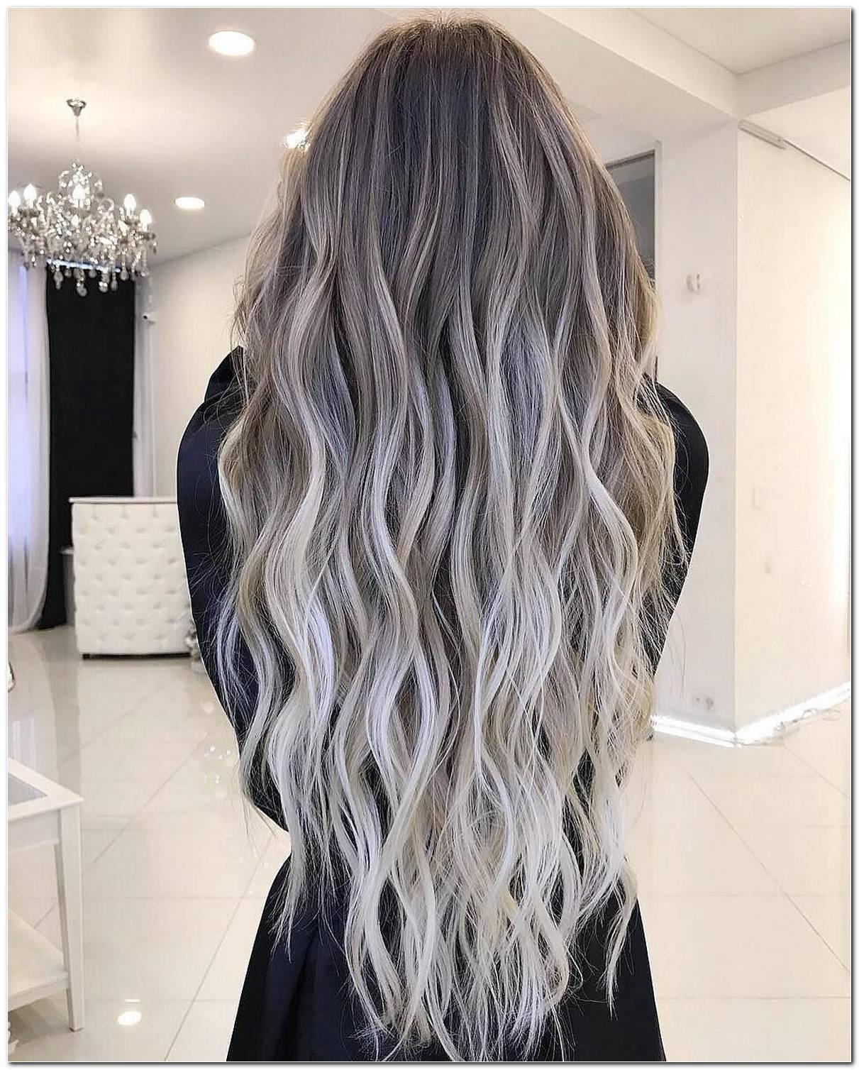 Frisuren Lange Haare Balayage