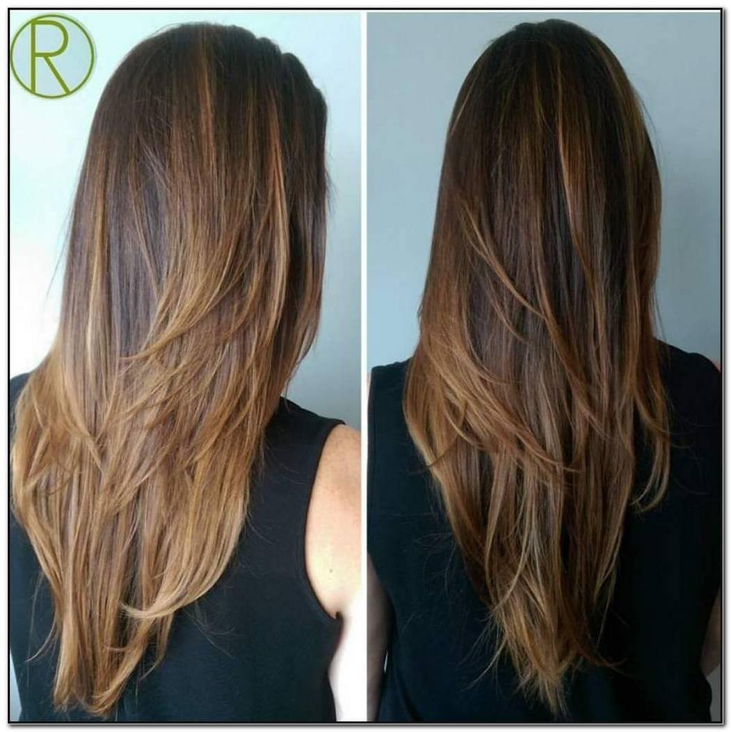Frisuren Lange Haare Schnitt