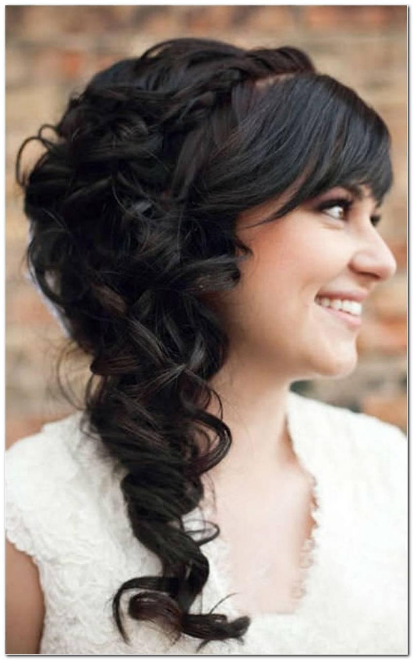 Frisuren Lange Haare Seitlich