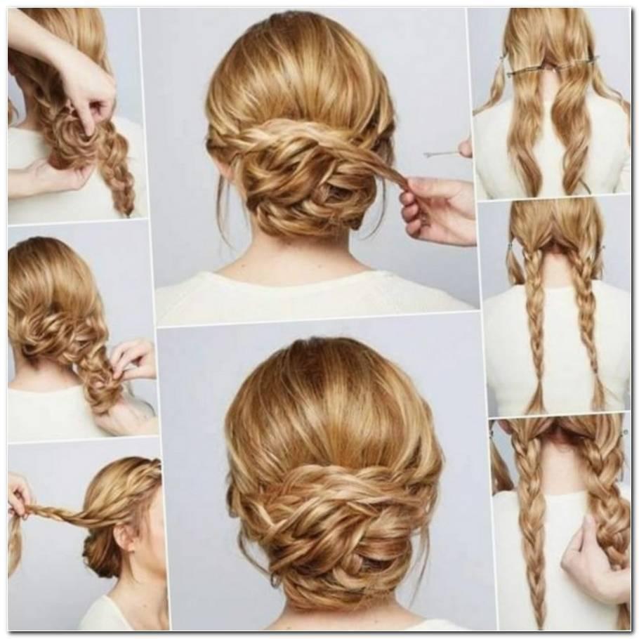 Frisuren Lange Haare Selber Machen