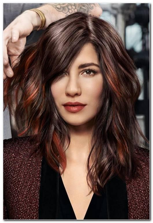 Frisuren Lange Haare Sommer