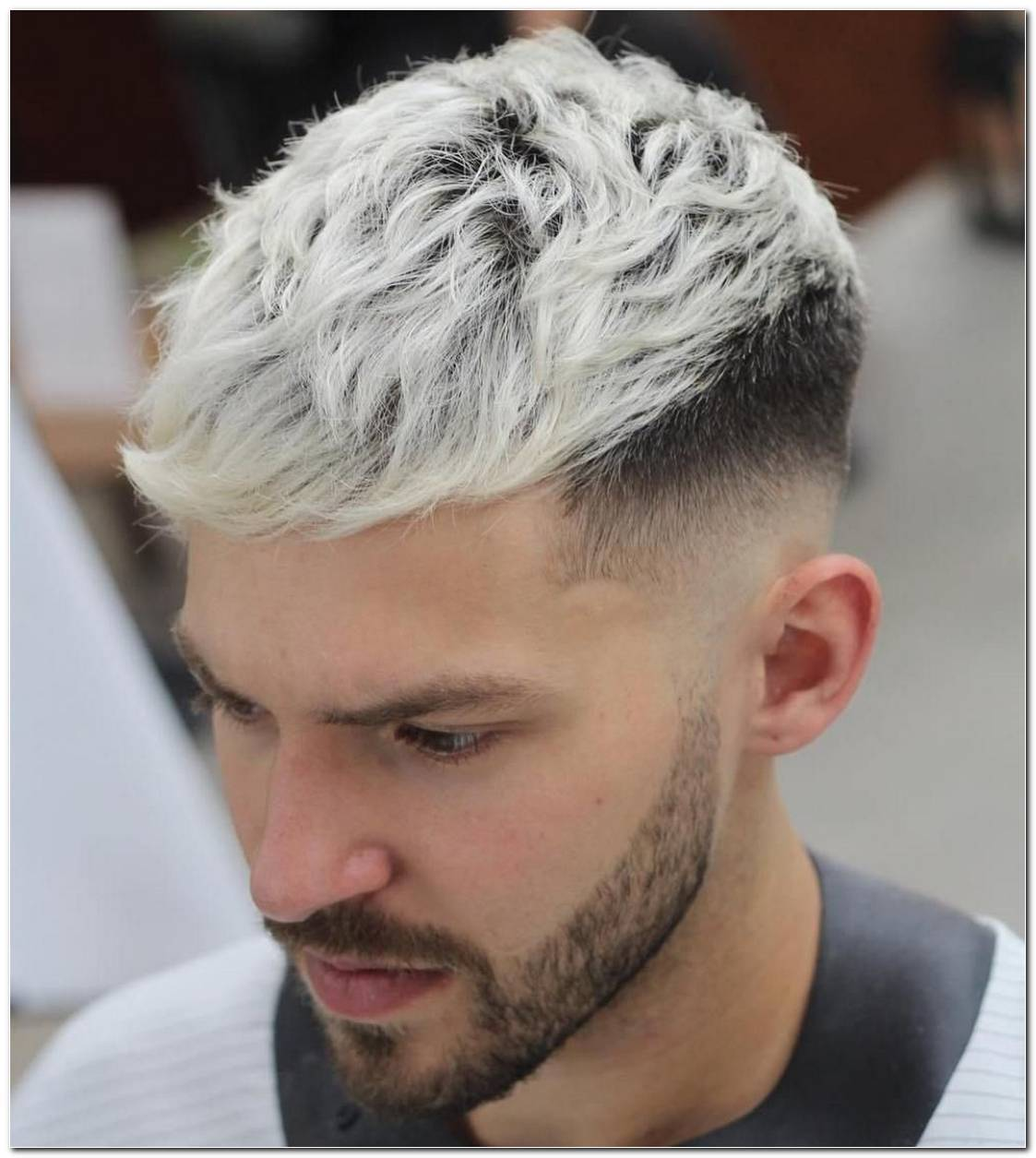 Frisuren MäNner Blondes DüNnes Haar