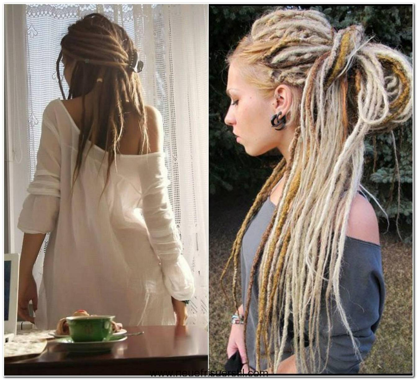 Frisuren Mit Dreadlocks