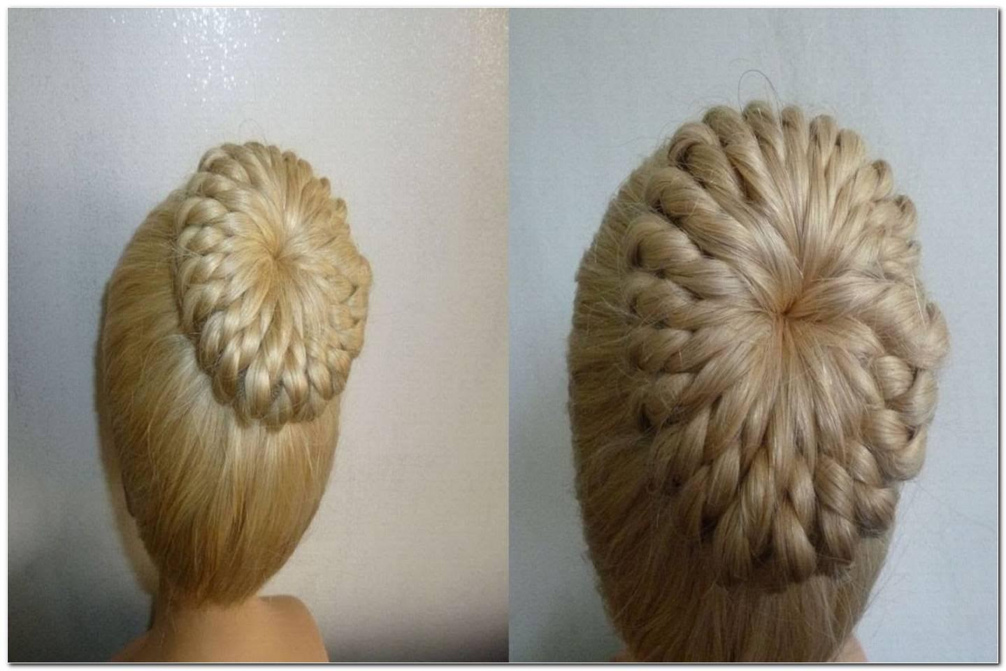 Frisuren Mit Duttschwamm