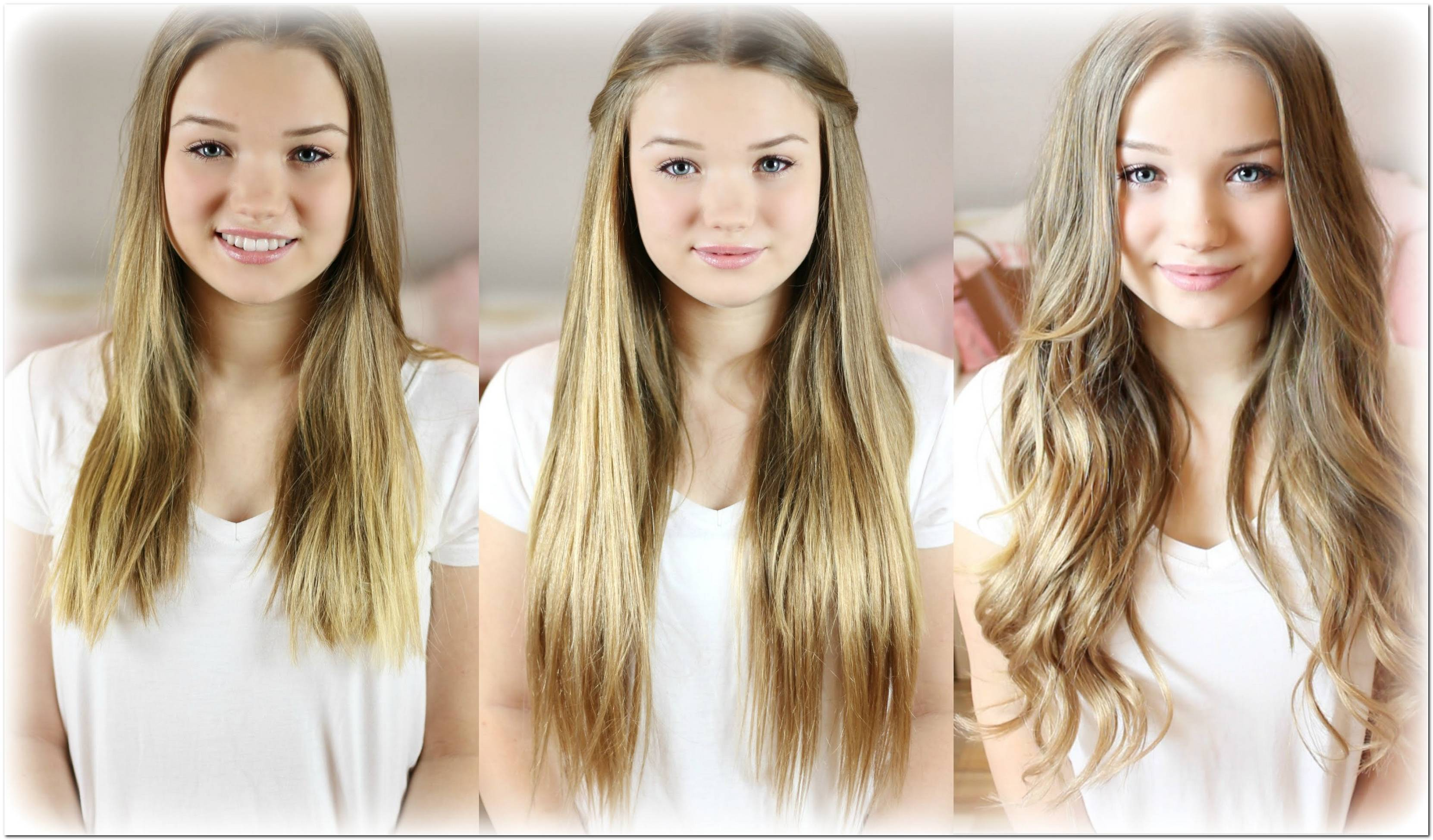 Frisuren Mit Extensions Bondings