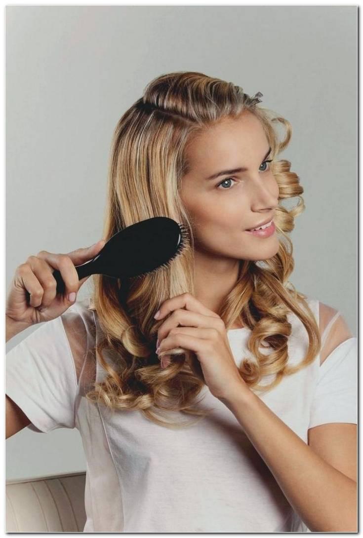 Frisuren Mit GläTteisen Machen