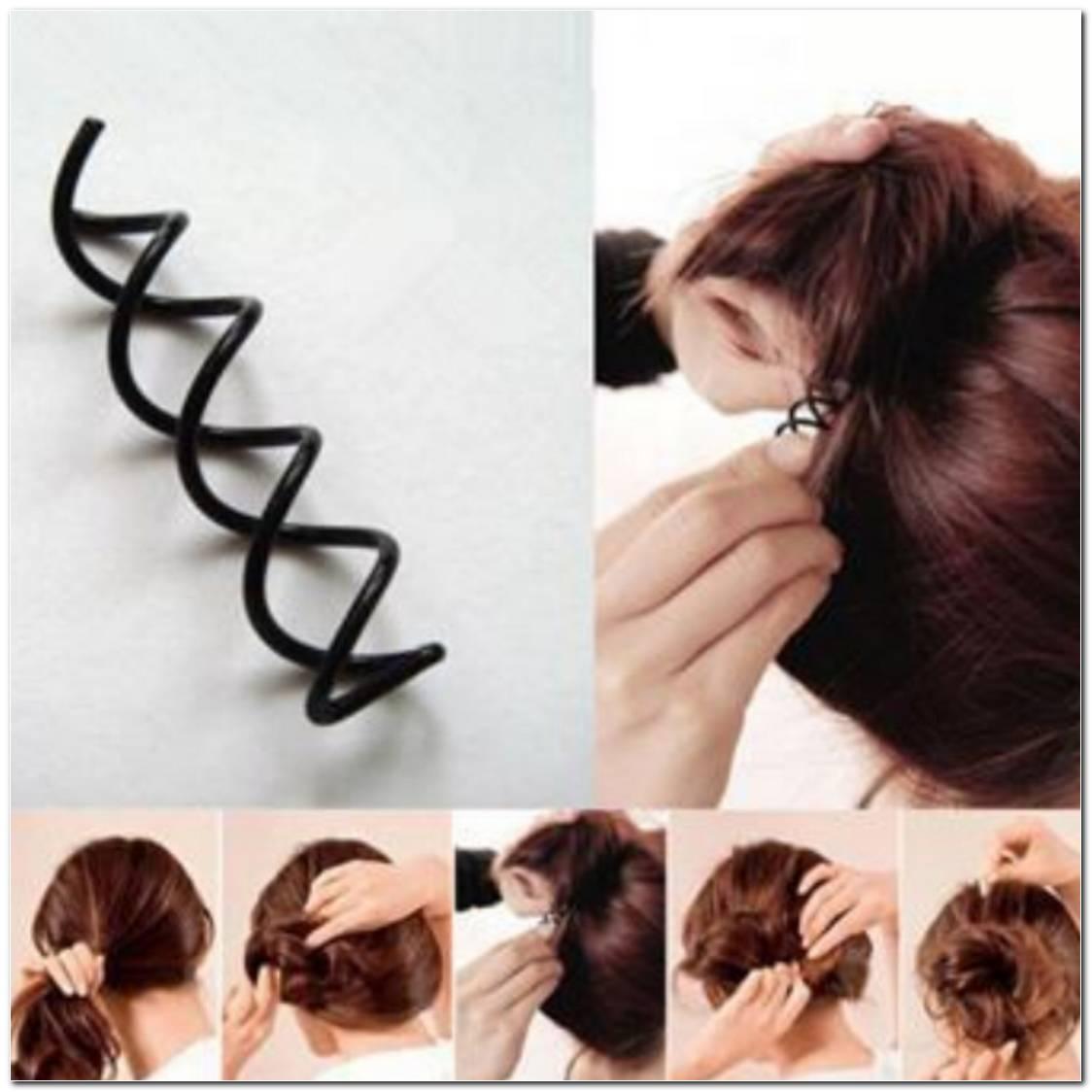Frisuren Mit Haarklammer