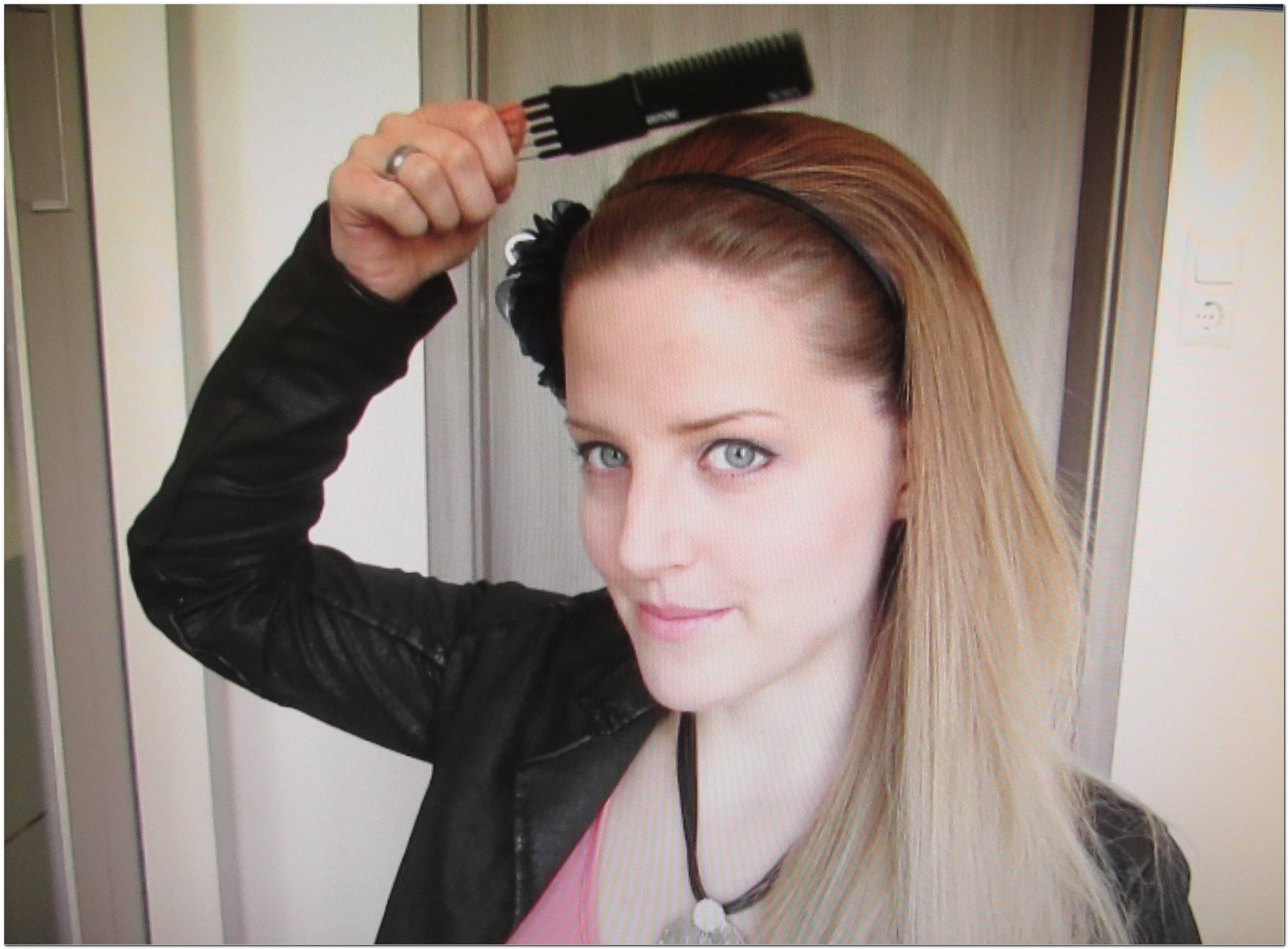 Frisuren Mit Haarreif