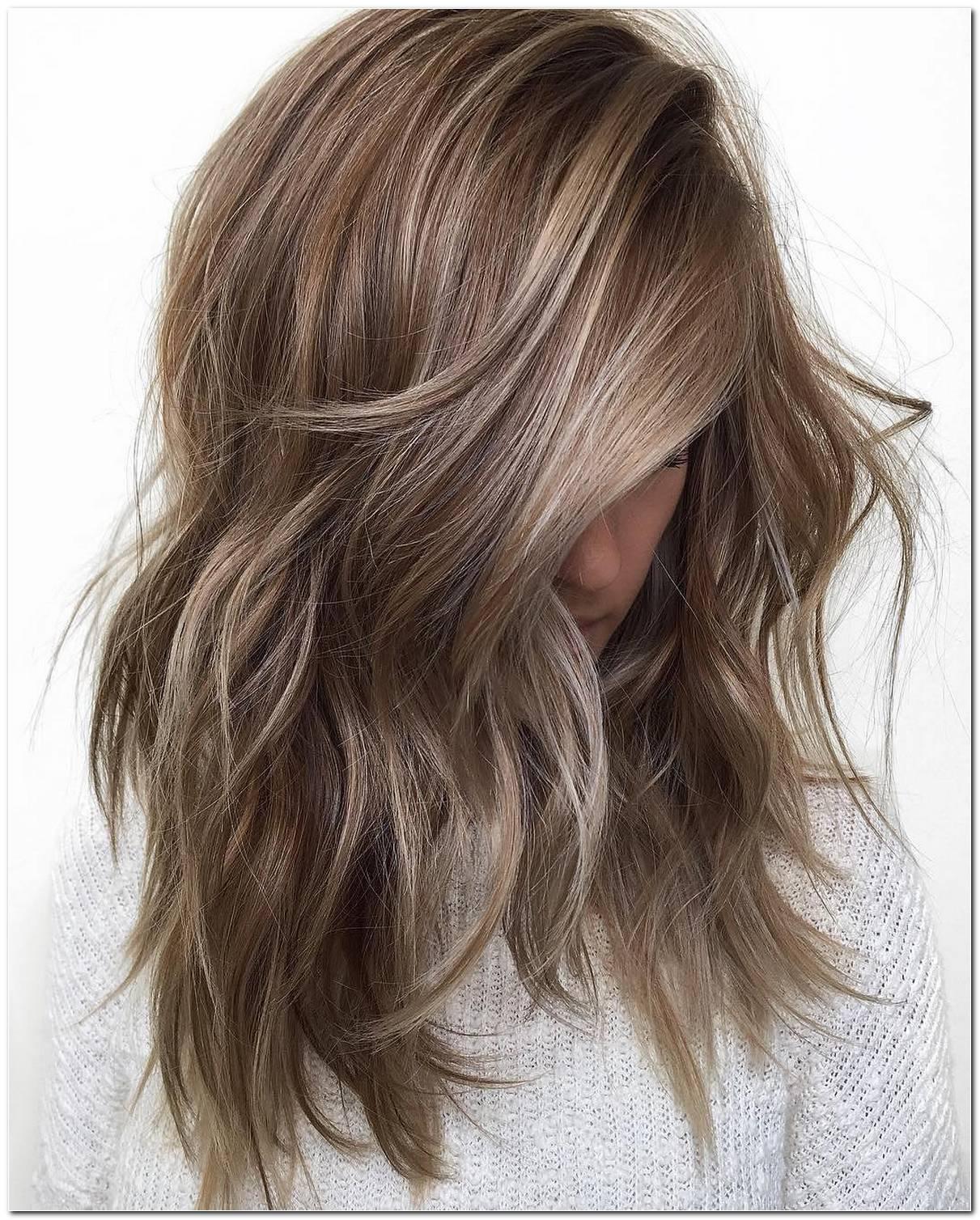Frisuren Mit Schulterlangen Haaren