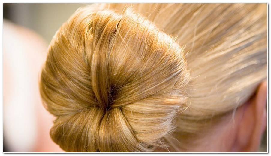 Frisuren Mit Spangen Und Haargummis