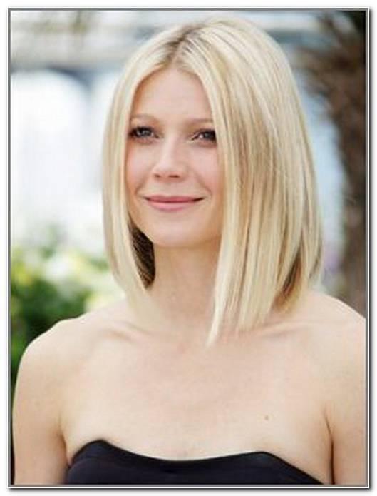 Frisuren Mittellang Gleich Lang