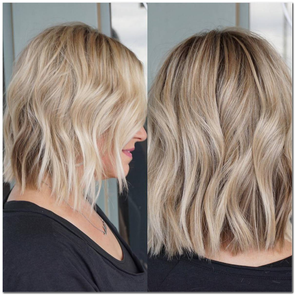 Frisuren Mittellanges Haar 2018