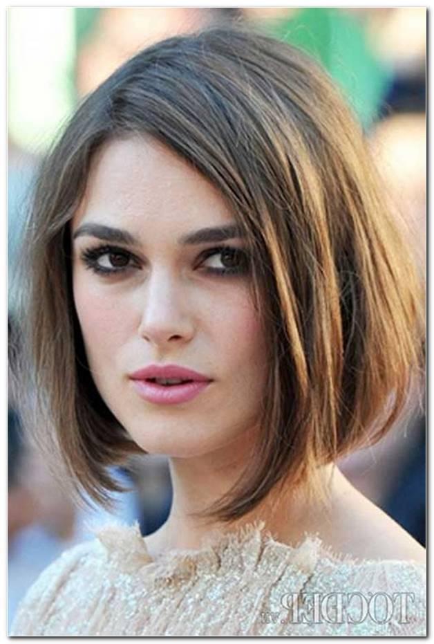 Frisuren Ovales Gesicht Frau
