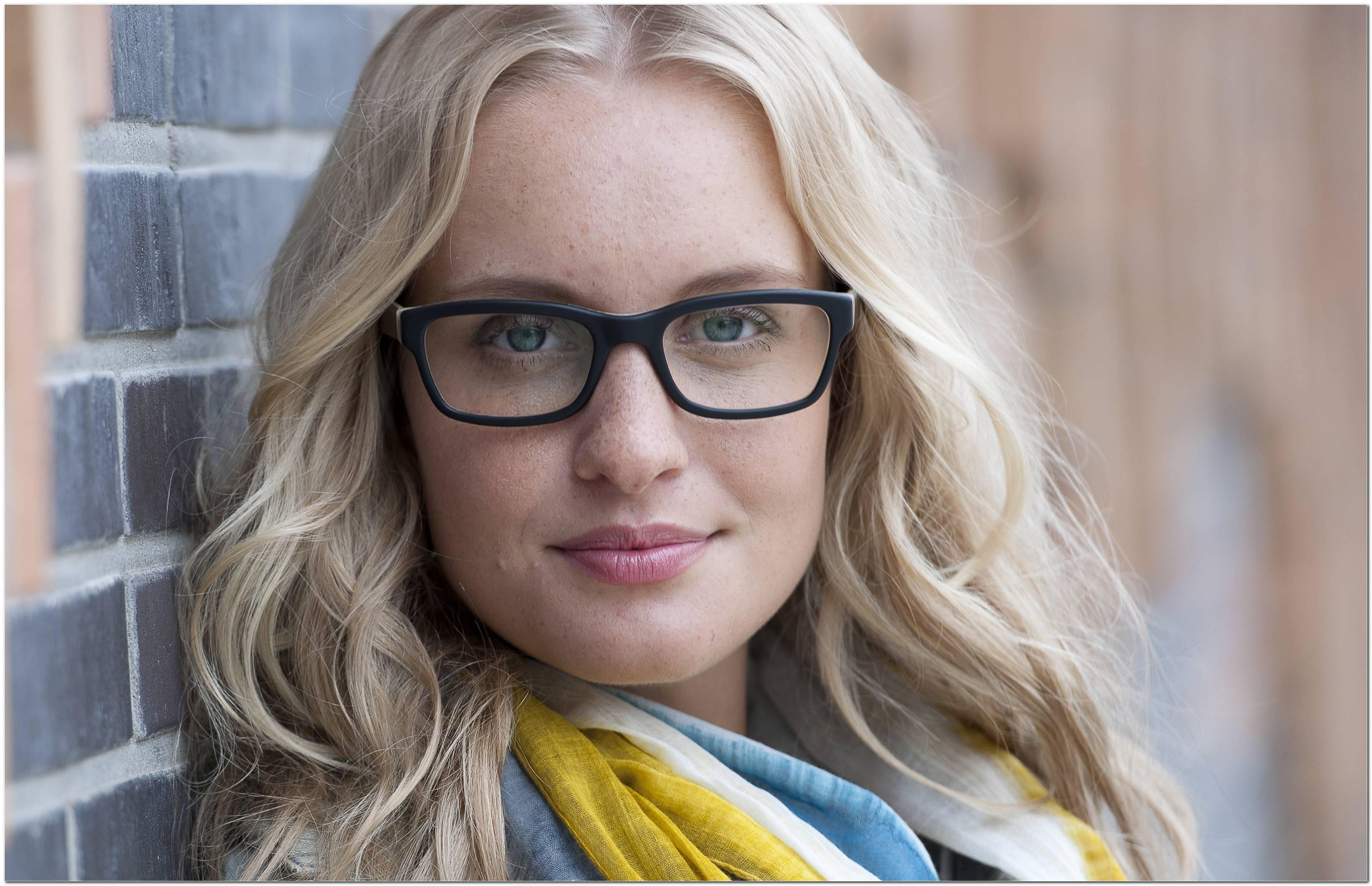 Frisuren Schmales Gesicht Brille