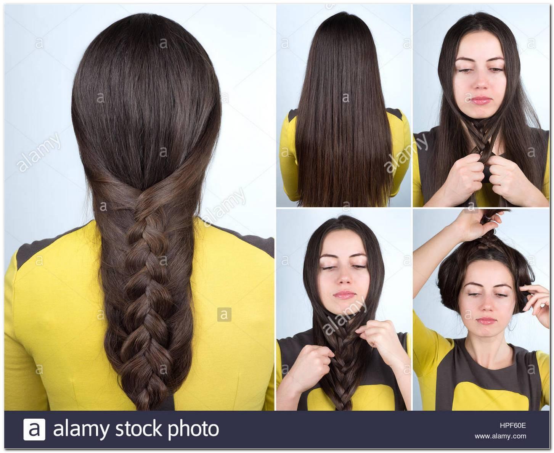 Frisuren Schnell Lange Haare