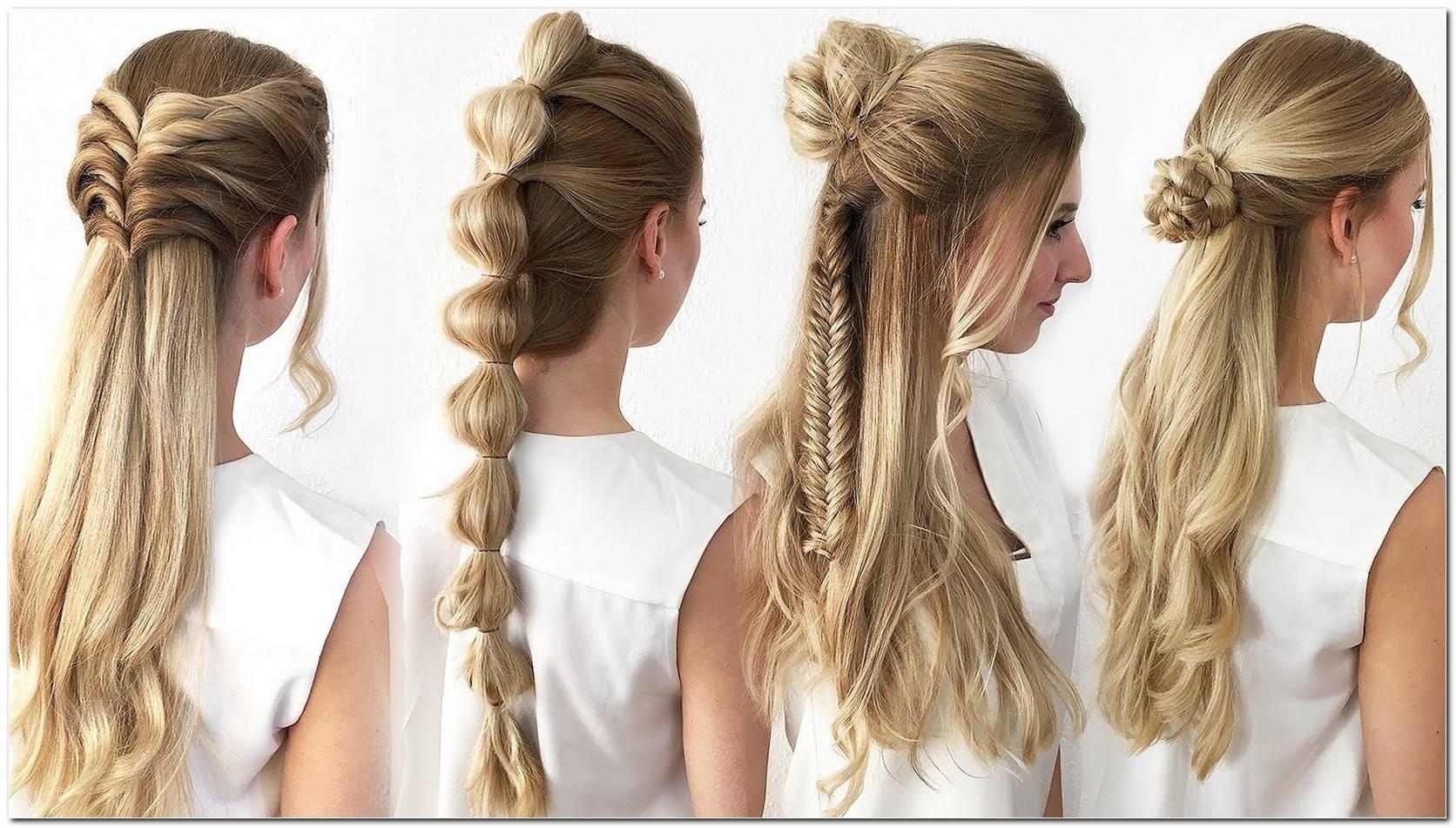 Frisuren Schnell Und Einfach FüR Lange Haare
