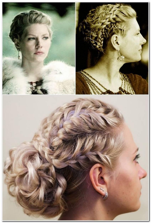 Frisuren Wikinger Frauen