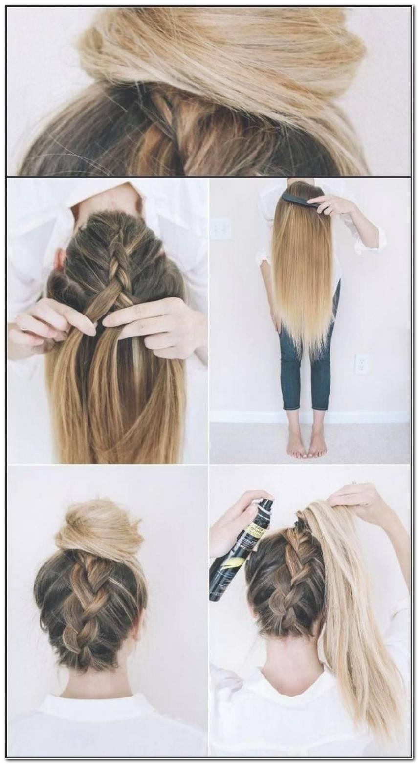 Frisuren Zum Selber Machen