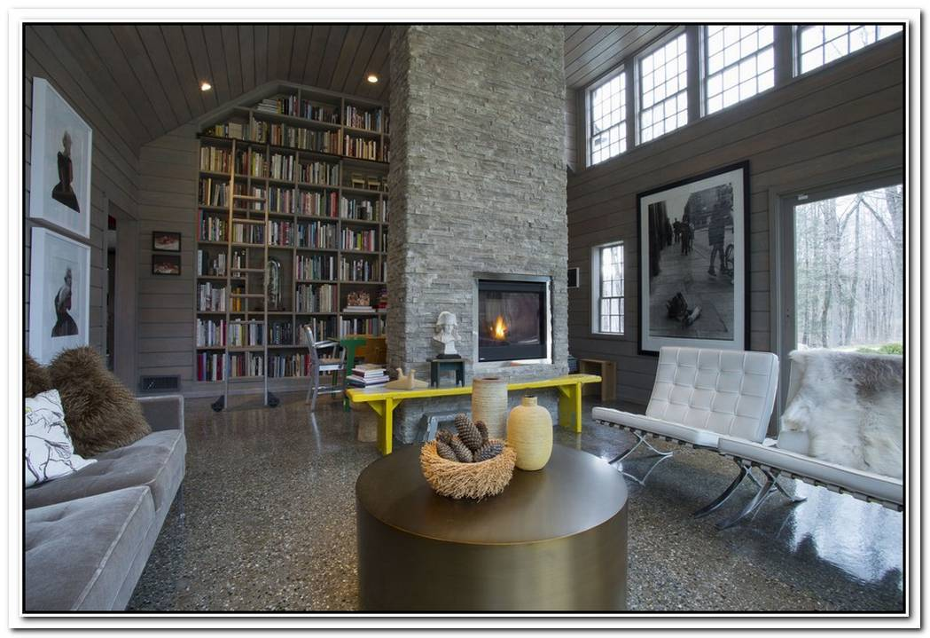 From A Old Barn To A Modern Living Space