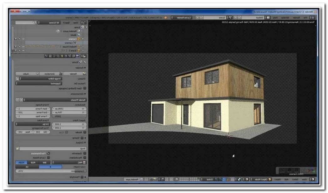 From Sketchup To Blender